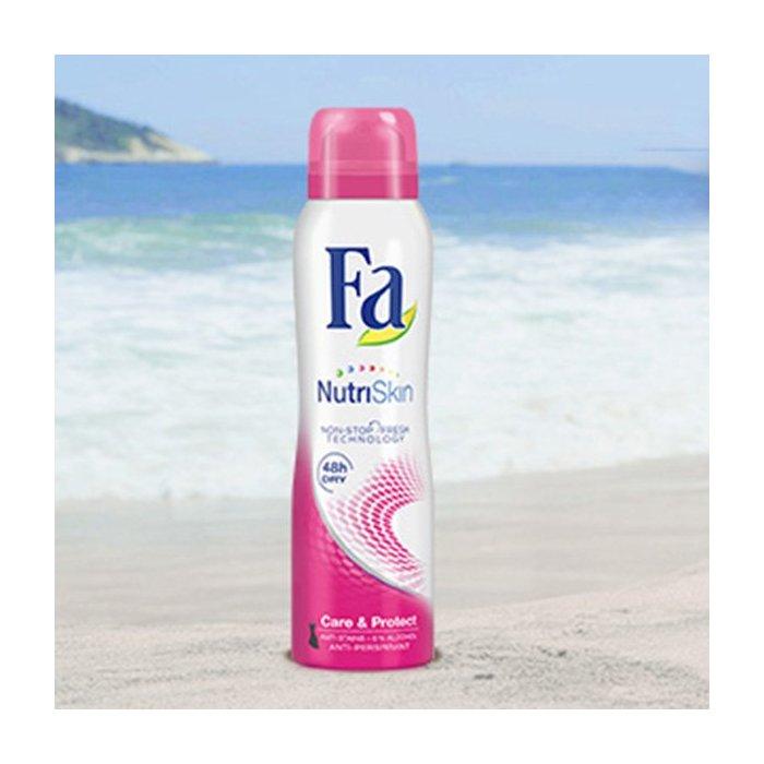 Antyperspirant aerozol nutri skin care&prot FA 150ml