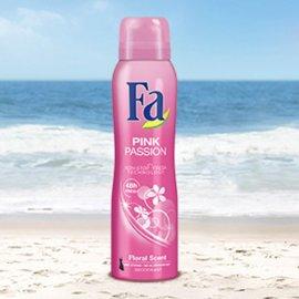 Dezodorant Pink Passion Floral Scent FA 150