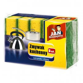 Zmywak kuchenny 5-sztukowy Jan Niezbędny