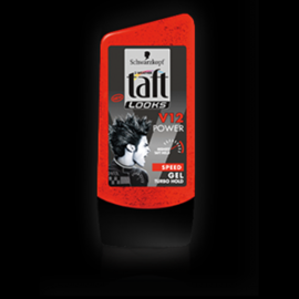 Żel Taft Looks V12 Power 150ml