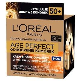 Krem na noc Age perfect 50+ Odrodzenie komórek LOREAL