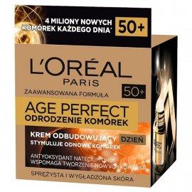 Krem na dzień Age perfect 50+ Odrodzenie komórek LOREAL