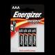 Baterie alkaliczne AAA LR03 Energizer 4 szt