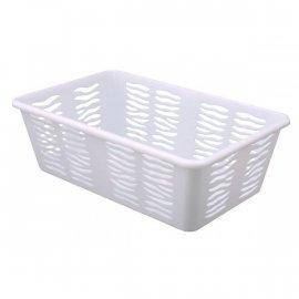 Koszyk Zebra 2 Biały Branq