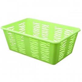 Koszyk Zebra 3 Średni Zielony Branq