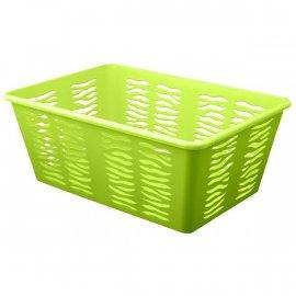 Koszyk Zebra 4 Duży Zielony Branq