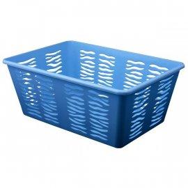 Koszyk Zebra 4 Duży Niebieski Branq