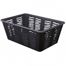 Koszyk Zebra 4 Duży Szary Branq