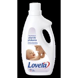 Płyn do płukania bielizny niemowlęcej i ubranek dziecięcych Lovela 2l