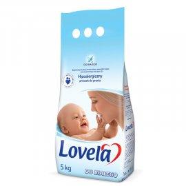 Hipoalergiczny proszek do prania Lovela białe 5kg