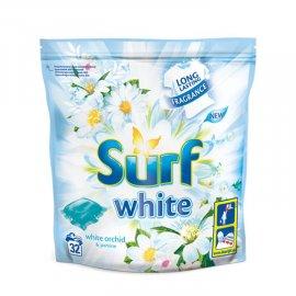 Kapsułki do prania białe 15 szt. Surf biała orchidea i jaśmin