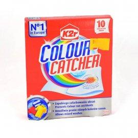 Chusteczki wyłapujące kolor K2R 10szt.