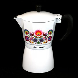 Kawiarenka do espresso na 6 filiżanek Folk