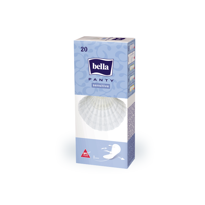 Bella Panty Sensitive 20 sztuk