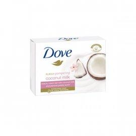 Kremowa kostka myjąca Dove Coconut Milk Purely Pampering