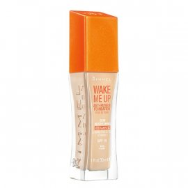 203 True Beige Podkład Wake Me Up Rimmel 30ml