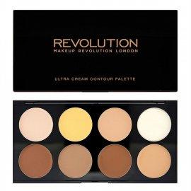 Paleta Konturowanie twarzy Ultra Cream Contour Makeup Revolution
