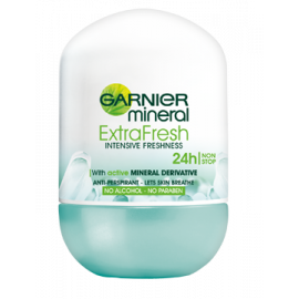 Antyperspirant Extra Fresh Roll-on 50ml Garnier