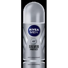 Antyperspirant w kulce Silver Protect Nivea Men 48h