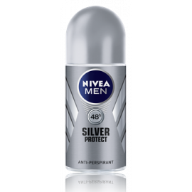 Antyperspirant w kulce Silver Protect Nivea Men 48h