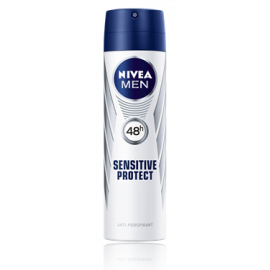 Antyperspirant Spray Sensitive Nivea Men 150ml