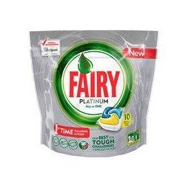 Tabletki do zmywarki Fairy Platinum 10szt