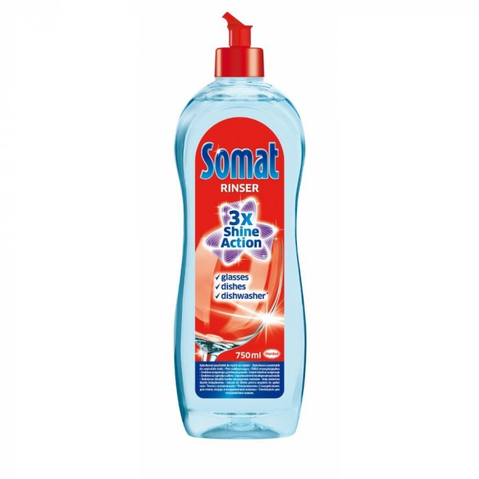 Nabłyszczacz do zmywarek Somat 750ml