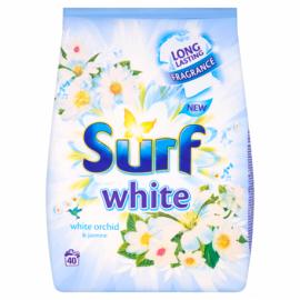 Proszek do prania białe 2,8 kg Surf biała orchidea i jaśmin