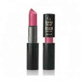 104 Vision Lipstick Trwała pomadka do ust Golden Rose