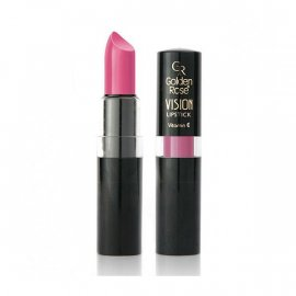106 Vision Lipstick Trwała pomadka do ust Golden Rose