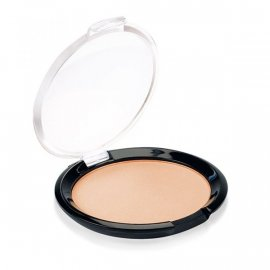 08 Silky Touch Compact Powder Puder matujący Golden Rose