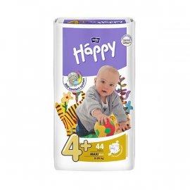 Pieluszki Maxi Plus 4+ 9-20 kg 44 szt Happy Bella Baby