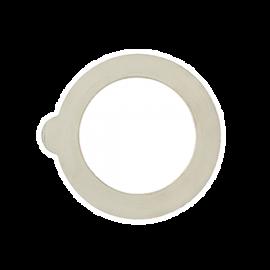 Gumki białe 6 szt. 80mm Fido Bormioli do wekowania