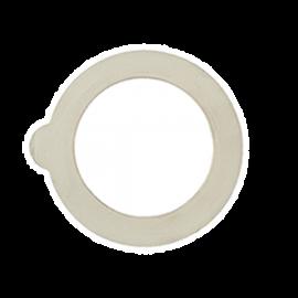Gumki białe 6 szt. 90mm Fido Bormioli do wekowania