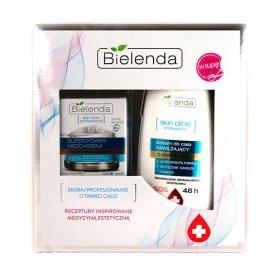 Zestaw Balsam + Krem Skin Clinic Professional Bielenda