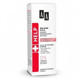 Balsam S.O.S. Kojąco-regenerujący skóra wrażliwa i sucha AA 300
