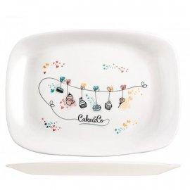 Półmisek Cake&Co 33x24 Bormioli Rocco