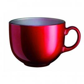 Filiżanka Jumbo Flashy Colors 500 ml Czerwony LUMINARC