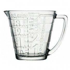Naczynie Miarowe szklane 1,13 L Basic Pasabahce