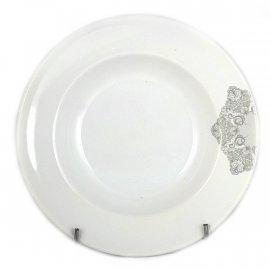 Talerz głęboki obiadowy 22 cm Bona Florina