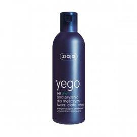 Żel 3 w 1 pod prysznic dla mężczyzn Yego ziaja