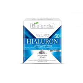 NEURO HIALURON Liftingujący krem – koncentrat przeciwzmarszczkowy 50+ dzień/noc
