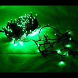 Lampki choinkowe 300 LED Zielone