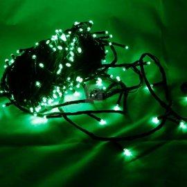 Lampki choinkowe 200 LED Zielone