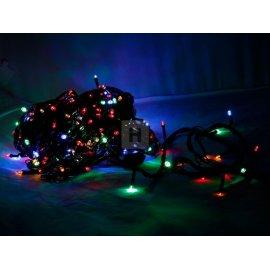Lampki choinkowe 50 LED Multikolor stałe