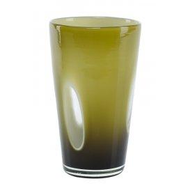 Wazon szklany zielony Kerio 19721