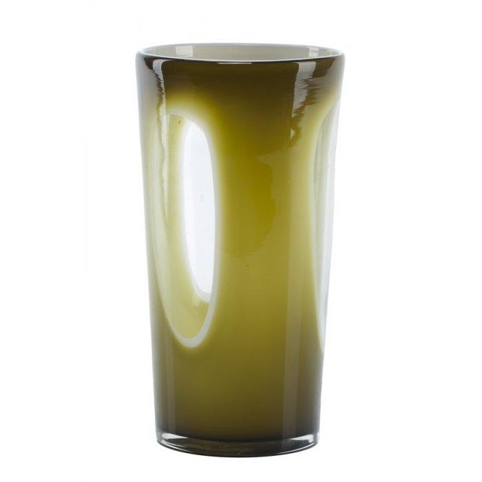 Wazon szklany zielony Kerio 19723