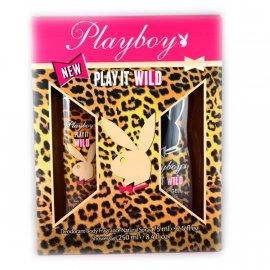 Zestaw Playboy Play it Wild dla kobiet