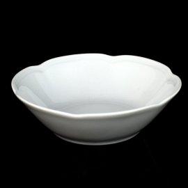 Salaterka 13 cm Bolero Biała Ćmielów