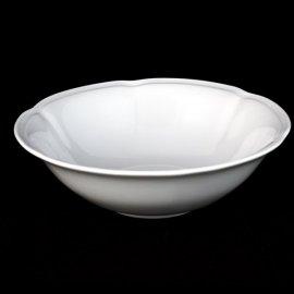 Salaterka 17 cm Bolero Biała Ćmielów